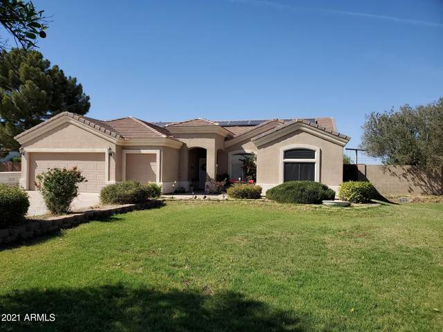 17424 E Chestnut Drive, Queen Creek, AZ 85142 (MLS #6210270) :: Dijkstra & Co.