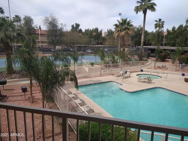 11046 N 28TH Drive #243, Phoenix, AZ 85029 (MLS #6210424) :: The Carin Nguyen Team