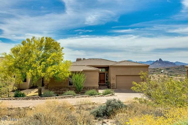 10731 N Sonora Vista, Fountain Hills, AZ 85268 (MLS #6210880) :: The Riddle Group