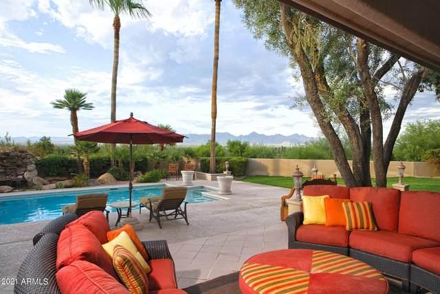 6235 E Quartz Mountain Road, Paradise Valley, AZ 85253 (MLS #6211608) :: Long Realty West Valley