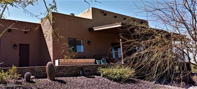 235 W Ridgecrest Road, Desert Hills, AZ 85086 (MLS #6212808) :: The Riddle Group