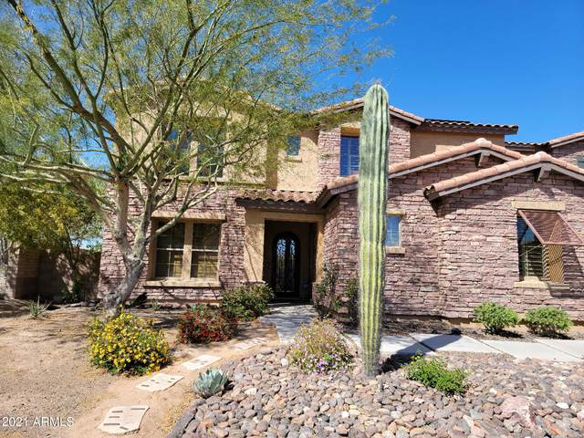 13050 W Chucks Avenue, Peoria, AZ 85383 (MLS #6213346) :: Yost Realty Group at RE/MAX Casa Grande