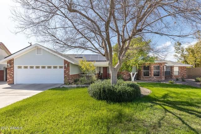 1806 E Jasmine Circle, Mesa, AZ 85203 (MLS #6213646) :: Yost Realty Group at RE/MAX Casa Grande