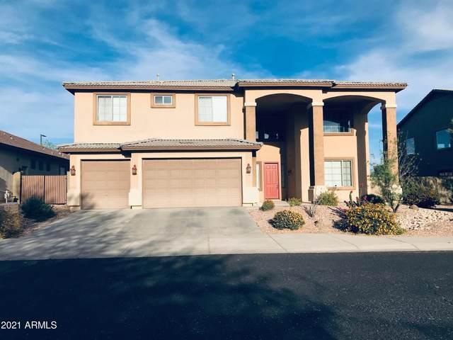 43911 N 43rd Drive, Phoenix, AZ 85087 (MLS #6214407) :: Yost Realty Group at RE/MAX Casa Grande