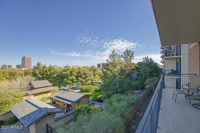 208 W Portland Street #361, Phoenix, AZ 85003 (MLS #6215237) :: Yost Realty Group at RE/MAX Casa Grande