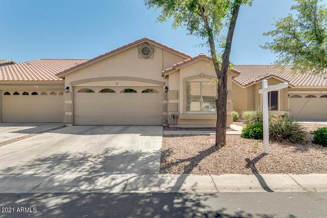 16620 S 48th Street #18, Phoenix, AZ 85048 (MLS #6216172) :: Yost Realty Group at RE/MAX Casa Grande
