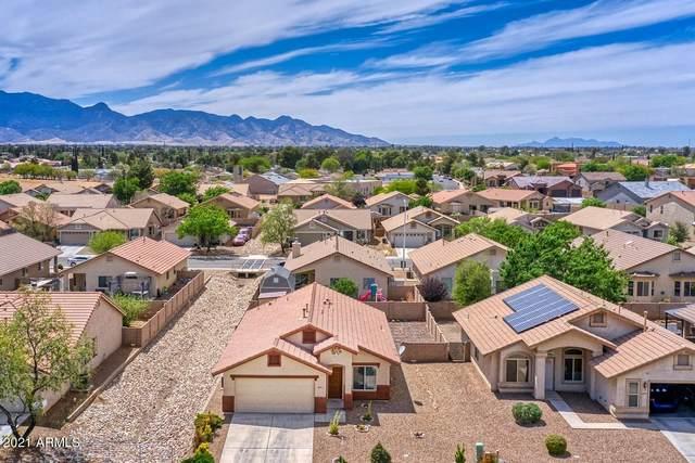 624 Tanner Drive, Sierra Vista, AZ 85635 (MLS #6216281) :: Yost Realty Group at RE/MAX Casa Grande