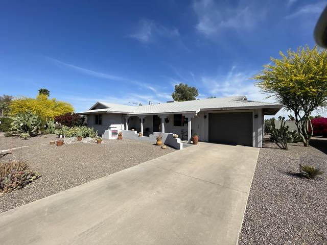 11865 N Cherry Hills Drive E, Sun City, AZ 85351 (MLS #6217264) :: The Property Partners at eXp Realty