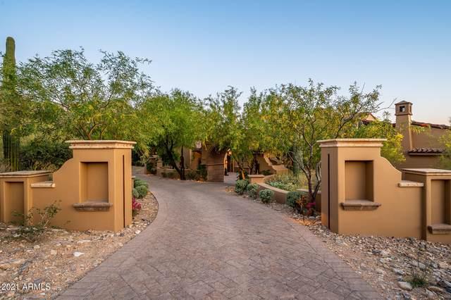 10995 E Wingspan Way, Scottsdale, AZ 85255 (MLS #6218123) :: Executive Realty Advisors