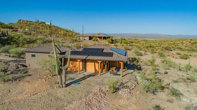 1285 S Lazy Fox Road, Wickenburg, AZ 85390 (MLS #6218594) :: The Luna Team