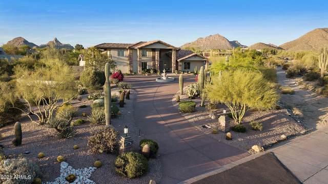9498 E Via Montoya, Scottsdale, AZ 85255 (MLS #6218728) :: Yost Realty Group at RE/MAX Casa Grande