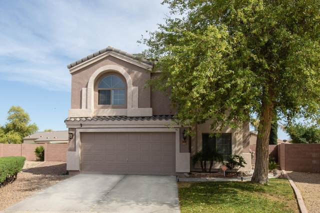 14829 N 124TH Lane, El Mirage, AZ 85335 (#6219099) :: The Josh Berkley Team