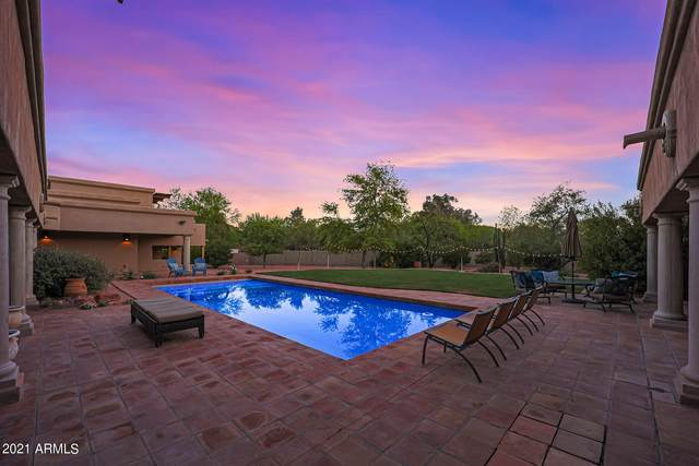 6001 E Donna Circle, Paradise Valley, AZ 85253 (MLS #6219301) :: BVO Luxury Group