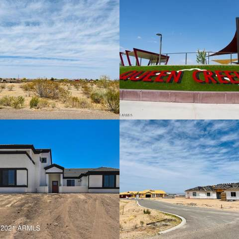 0 E Rolls Road, Queen Creek, AZ 85142 (MLS #6221590) :: Service First Realty