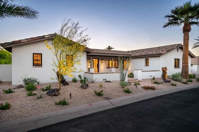 5525 E Lincoln Drive #94, Paradise Valley, AZ 85253 (MLS #6221679) :: Yost Realty Group at RE/MAX Casa Grande