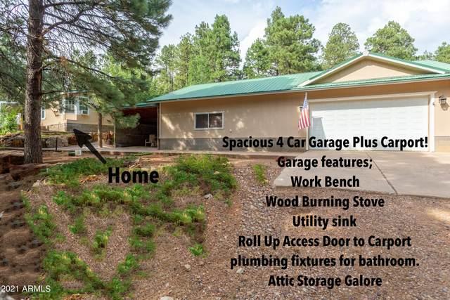 2743 Vacation Drive, Forest Lakes, AZ 85931 (MLS #6222407) :: Arizona Home Group