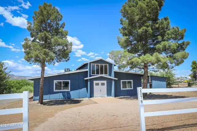 2078 N Long Rifle Road, Camp Verde, AZ 86322 (MLS #6222905) :: The Ellens Team