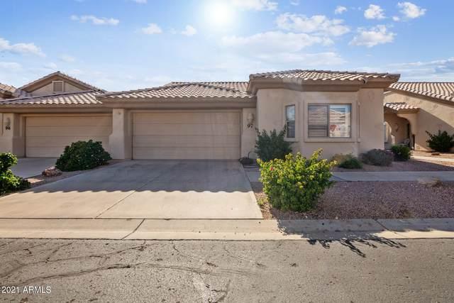 5830 E Mckellips Road #97, Mesa, AZ 85215 (MLS #6223416) :: Yost Realty Group at RE/MAX Casa Grande