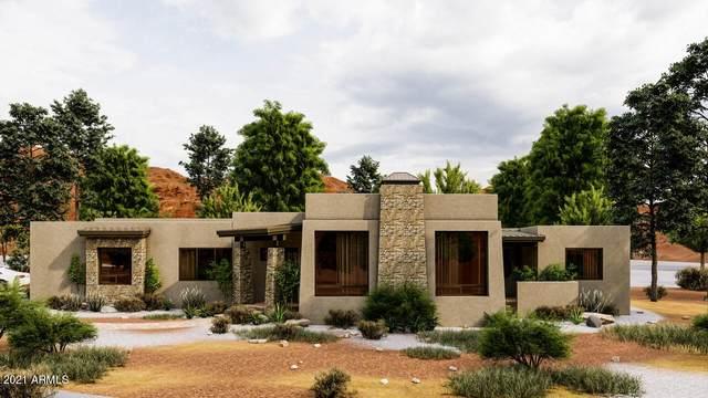 65 Regan Road, Sedona, AZ 86351 (MLS #6223779) :: Elite Home Advisors