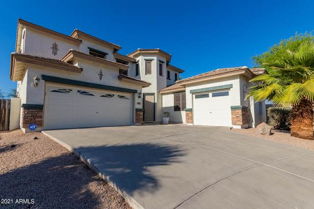 94 W Oriole Way, Chandler, AZ 85286 (MLS #6224401) :: Yost Realty Group at RE/MAX Casa Grande