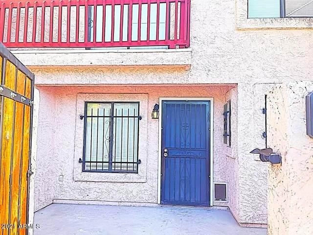 3001 E Grandview Road #2, Phoenix, AZ 85032 (MLS #6224618) :: Maison DeBlanc Real Estate