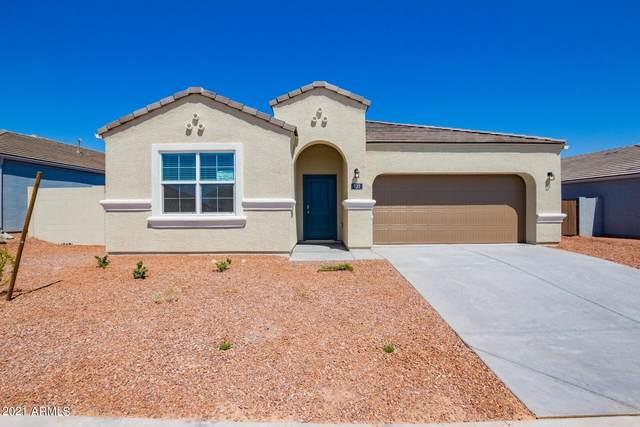 131 N 190TH Avenue, Buckeye, AZ 85326 (MLS #6226317) :: Long Realty West Valley