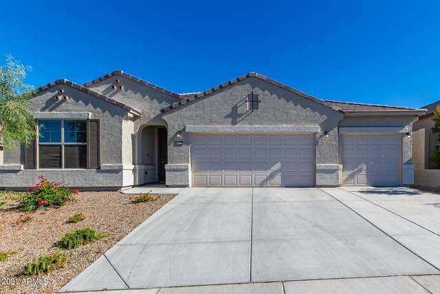 10744 W Swayback Pass, Peoria, AZ 85383 (MLS #6226460) :: Midland Real Estate Alliance