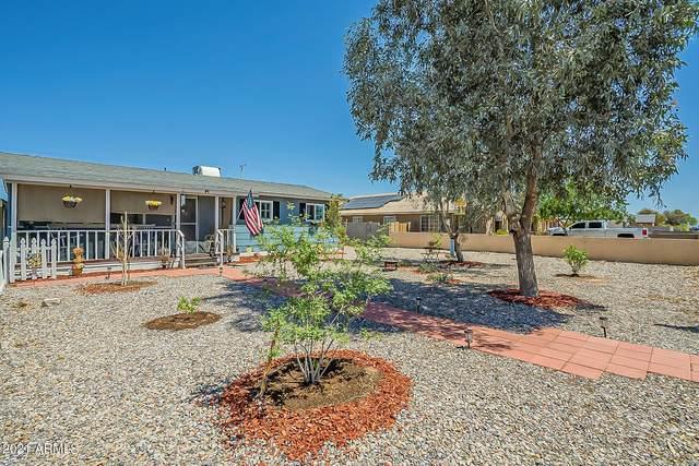 454 W Byrd Avenue, Coolidge, AZ 85128 (#6226639) :: AZ Power Team