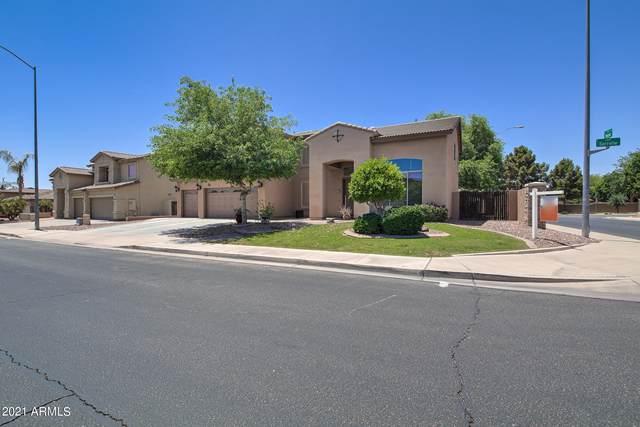 2446 S Sorrelle, Mesa, AZ 85209 (MLS #6226893) :: Yost Realty Group at RE/MAX Casa Grande