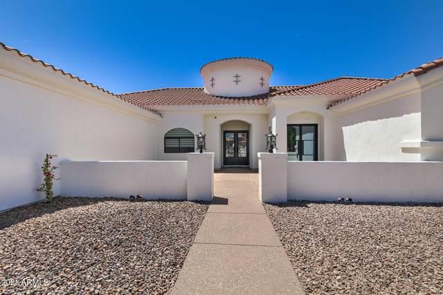 19097 E Vallejo Street, Queen Creek, AZ 85142 (MLS #6227321) :: Yost Realty Group at RE/MAX Casa Grande