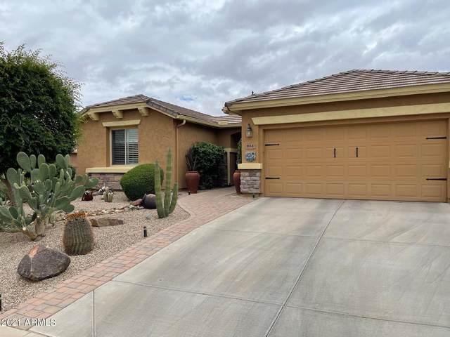 955 W Mountain Peak Way, San Tan Valley, AZ 85143 (MLS #6227729) :: Yost Realty Group at RE/MAX Casa Grande
