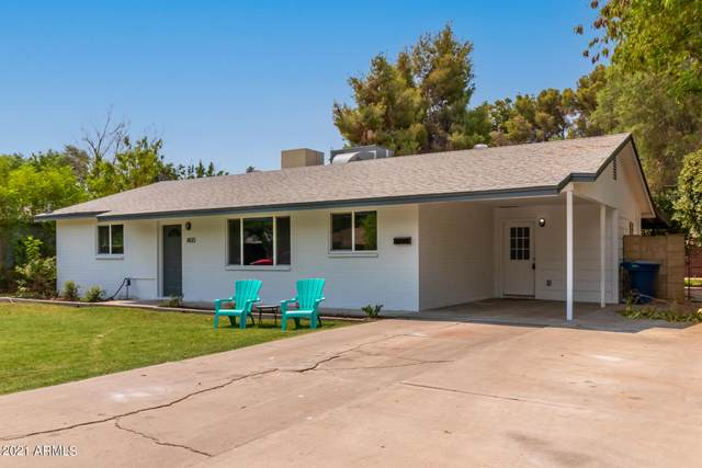1433 E Williams Street, Tempe, AZ 85281 (MLS #6229458) :: Yost Realty Group at RE/MAX Casa Grande
