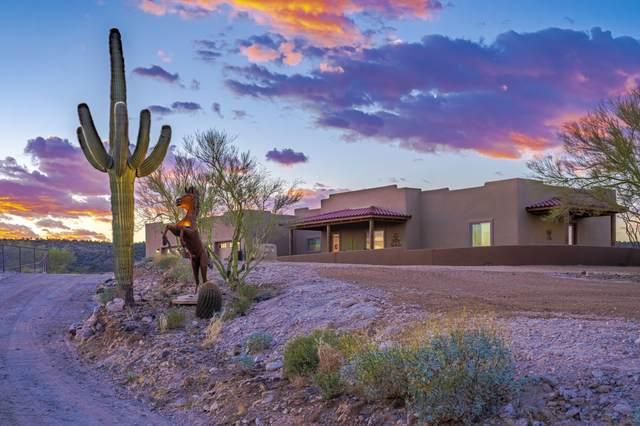 1300 W Tellier Trail, Wickenburg, AZ 85390 (MLS #6229679) :: Service First Realty