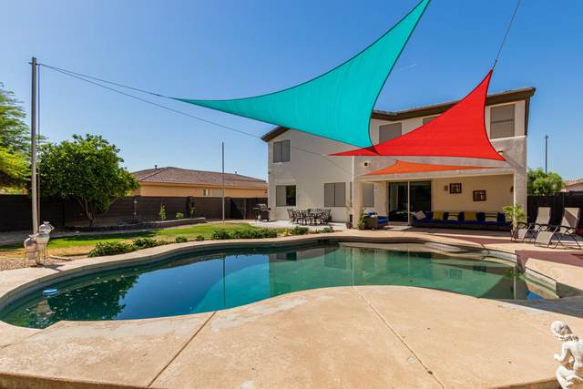 14566 W Mulberry Drive, Goodyear, AZ 85395 (MLS #6229947) :: Yost Realty Group at RE/MAX Casa Grande