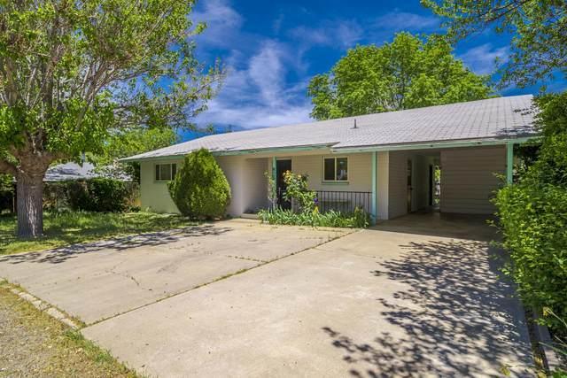 16620 W Shrine Drive, Yarnell, AZ 85362 (MLS #6230671) :: Yost Realty Group at RE/MAX Casa Grande