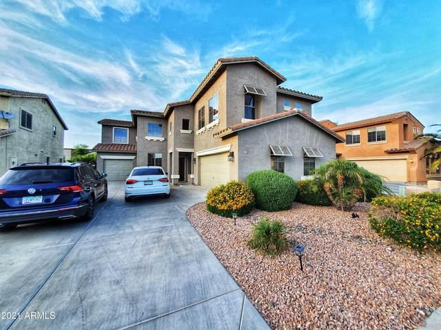 15040 W Post Drive, Surprise, AZ 85374 (MLS #6230717) :: Executive Realty Advisors