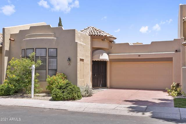 7955 E Chaparral Road #10, Scottsdale, AZ 85250 (MLS #6231376) :: The Garcia Group