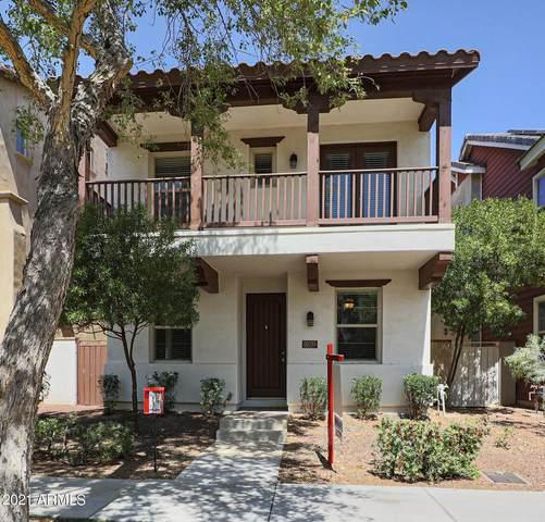 20755 W White Rock Road, Buckeye, AZ 85396 (MLS #6231400) :: Midland Real Estate Alliance