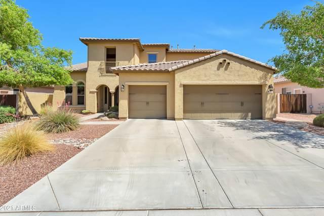 9166 W Pinnacle Vista Drive, Peoria, AZ 85383 (MLS #6231884) :: Yost Realty Group at RE/MAX Casa Grande