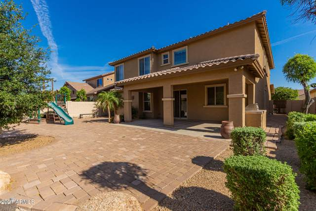 1612 W Homestead Drive, Chandler, AZ 85286 (MLS #6233010) :: Elite Home Advisors