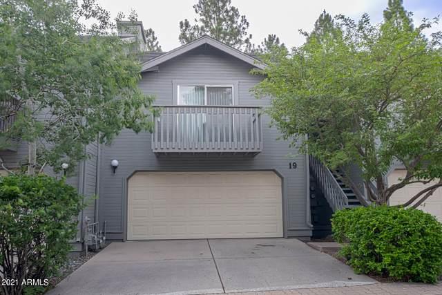 111 E Oak Avenue #19, Flagstaff, AZ 86001 (MLS #6233250) :: Executive Realty Advisors