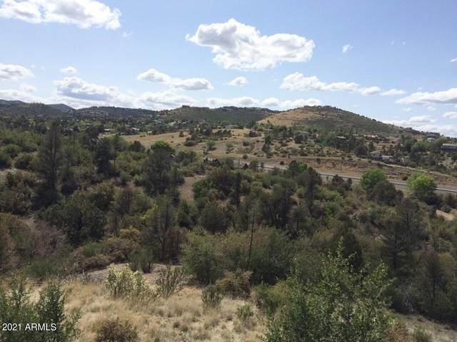 1066 N Turquoise Drive, Prescott, AZ 86303 (MLS #6234465) :: The Dobbins Team