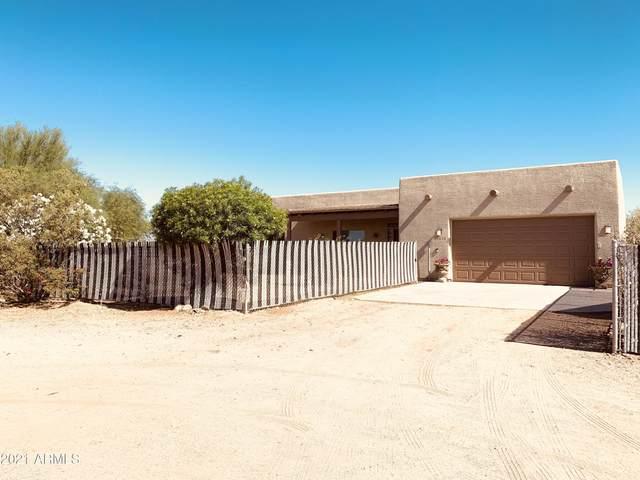 22638 W Lone Mountain Road, Wittmann, AZ 85361 (MLS #6235014) :: The Carin Nguyen Team