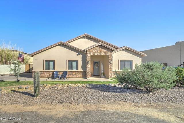 10325 E La Palma Avenue, Gold Canyon, AZ 85118 (MLS #6235265) :: Balboa Realty