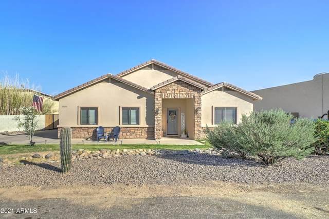 10325 E La Palma Avenue, Gold Canyon, AZ 85118 (MLS #6235265) :: Lucido Agency