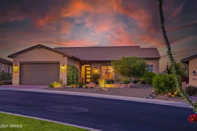 3330 Rising Sun Ridge, Wickenburg, AZ 85390 (MLS #6235638) :: Maison DeBlanc Real Estate