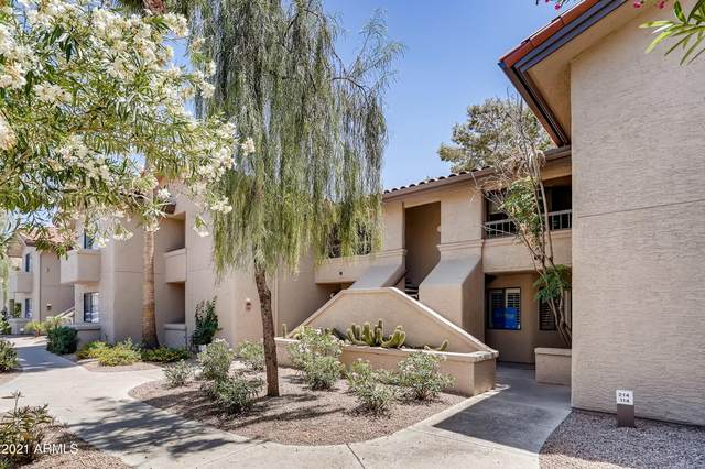 9450 N 94TH Place #114, Scottsdale, AZ 85258 (MLS #6236194) :: Arizona Home Group
