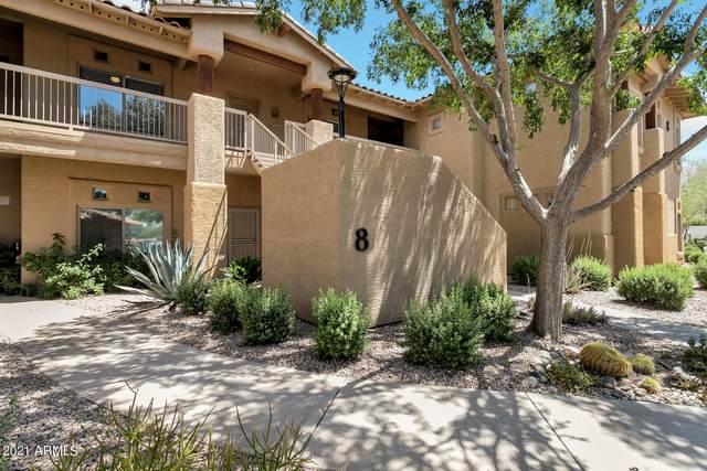 9100 E Raintree Drive #223, Scottsdale, AZ 85260 (MLS #6236202) :: ASAP Realty