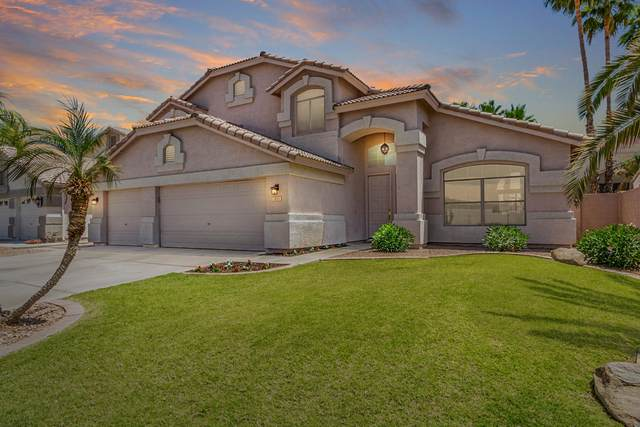 1825 E Appaloosa Road, Gilbert, AZ 85296 (MLS #6236419) :: The Garcia Group