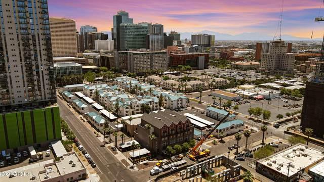215 E Mckinley Street #404, Phoenix, AZ 85004 (MLS #6236733) :: Scott Gaertner Group